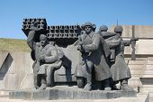 Memorial of WW2. Kiev,Ukraine