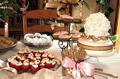 Beautiful Bridal Shower Refreshments