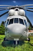 HDR.Chopper. Old Soviet