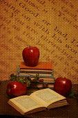 Vintage Education Collage