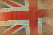 British Flag of Crimean War time