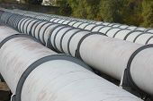picture of hydroelectric power  - Pipes and tubes  - JPG
