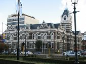 Old Courthouse, Dunedin, Nz