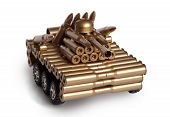 Tank From Shells