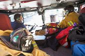 Equipamentos de combate a incêndios