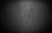 Black Leather For Texture