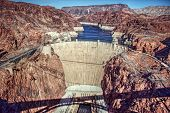 Hoover Dam HDR
