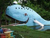 Route 66's Blue Whale
