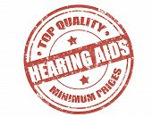 Hearing Aids-stamp