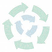 Circles Of Arrows