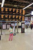 Birmingham - New Street Station