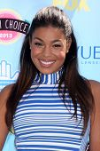 LOS ANGELES - AUG 11:  Jordin Sparks at the 2013 Teen Choice Awards at the Gibson Ampitheater Univer