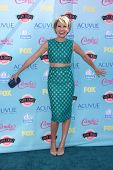 LOS ANGELES - AUG 11:  Chelsea Kane at the 2013 Teen Choice Awards at the Gibson Ampitheater Univers