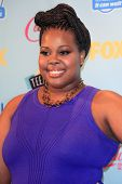 LOS ANGELES - AUG 11:  Amber RIley in the 2013 Teen Choice Awards Press Room at the Gibson Ampitheat