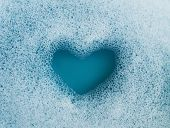 Heart Shaped Bubbles