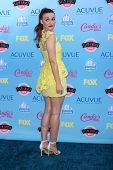 LOS ANGELES - AUG 11:  Holland Roden at the 2013 Teen Choice Awards at the Gibson Ampitheater Universal on August 11, 2013 in Los Angeles, CA