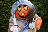 Pumpkin Epouvantail