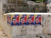 Presidential Elections In Venezuela In 2012, Election Poster Hugo Chavez