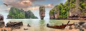 pic of james bond island  - James Bond Island - JPG