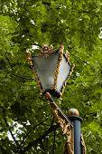 Monastic lantern