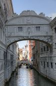 Bridge of Sigh in Venice, Italy