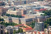 An image of the nice city Stuttgart in Germany