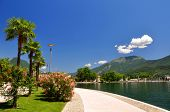picture of lagos  - The city of Riva del Garda - JPG