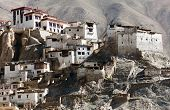Lamayuru Gompa - Buddhist Monastery In Indus Valley - Ladakh - Jamu And Kashmir - India