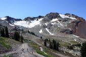 The Peak Of Whistler Mountain