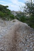 Trail To The Vidova Mountain