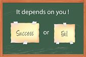 Success Or Fail