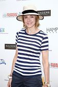 BRIDGEHAMPTON, NY-JUL 19: Actress Christa Miller attends the 6th Annual Family Fair at the Children'