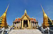 The Emerald Buddha Temple