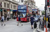 Paddington Station On Praed Street London