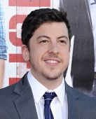 LOS ANGELES - APR 13:  Christopher Mintz-Plasse arrives to the