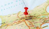 Nicosia Cyprus  Map