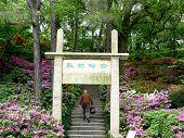 Hangzhou Garden Path