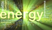 Energy Physics Background Concept Glowing