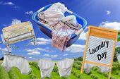 Antique Laundry
