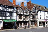 Tudor Buildings, Stratford-upon-Avon.
