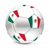 Soccer Ball/football Mexico