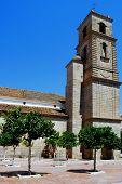 Alora Parish church.