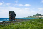 Beautiful sea in Taiwan