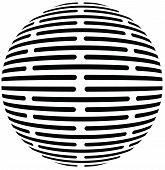 Spheric Air Ventilation Grille