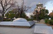 Time Capsule - Osaka Castle, Osaka,