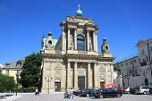 Cathedral at Warsaw