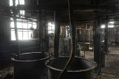 Abandoned Factory Colors