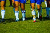 Girls Soccer Captians