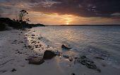 Sunset Botany Bay Australia