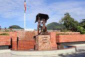 Liberty Monument, Victoria, Seychelles